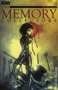 Memory Collectors (2013 IDW) 2SUB
