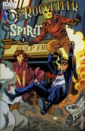 Rocketeer Spirit Pulp Friction (2013 IDW) 4SUB