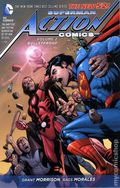 Superman Action Comics TPB (2013 DC Comics The New 52) 2-1ST