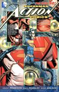 Superman Action Comics HC (2012 DC Comics The New 52) 3-1ST