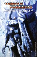 Transformers Monstrosity TPB (2013 IDW) 1-1ST