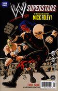 WWE (2013 Papercutz) 1B
