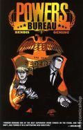 Powers Bureau TPB (2013 Marvel/Icon) 1-1ST