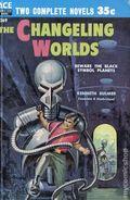 Ace Double PB (1952-1961 D Series) Flipbook Novels D-369