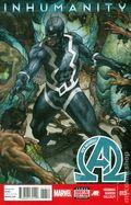 New Avengers (2013 3rd Series) 13A