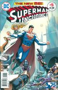 Superman Unchained (2013 DC) 5F