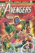 Avengers (1963 1st Series) Mark Jewelers 129MJ