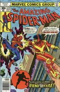 Amazing Spider-Man (1963 1st Series) Mark Jewelers 172MJ