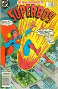 New Adventures of Superboy (1980 DC) Mark Jeweler 53MJ