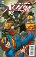 Action Comics (2011 2nd Series) 27A