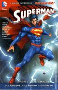 Superman TPB (2013 DC Comics The New 52) 2-1ST