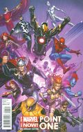 All New Marvel Now Point One (2014) 1B