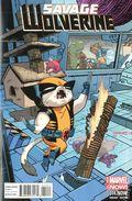 Savage Wolverine (2013) 14.NOWD