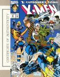 X-Men (1991 1st Series) 16U-NCSIGNED