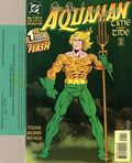 Aquaman Time and Tide (1993) 1LTSIGNED