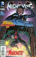 Nightwing (2011 2nd Series) 27A