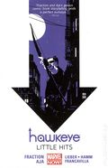 Hawkeye TPB (2013-2016 Marvel NOW) By Matt Fraction and Jeff Lemire 2-REP