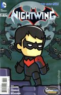 Nightwing (2011 2nd Series) 27B
