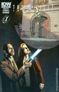 X-Files Conspiracy (2014 IDW) 1SUBA