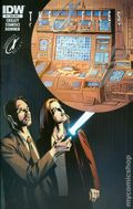 X-Files Conspiracy (2014 IDW) 1SUBC