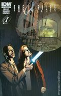 X-Files Conspiracy (2014 IDW) 1SUBB