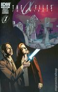 X-Files Conspiracy (2014 IDW) 1SUBD