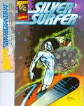 Silver Surfer Wizard 1/2 (1998) 1A