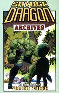 Savage Dragon Archives TPB (2006- Image) By Erik Larsen 3-1ST