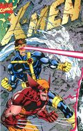 X-Men (1991 1st Series) 1E-CXSIGNED
