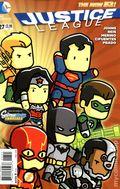 Justice League (2011) 27B