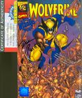 Wolverine (1997) Wizard 1/2 1B-SIGNED