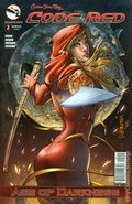 Grimm Fairy Tales Code Red (2013 Zenescope) 2A