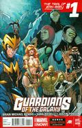Guardians of the Galaxy (2013 3rd Series) 11.NOWA