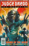 Judge Dredd Megazine (1990) Volume 2, Issue 4