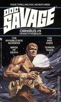 Doc Savage Omnibus PB (1986-1990 Novel) 9-1ST