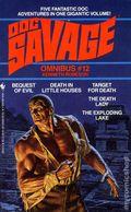 Doc Savage Omnibus PB (1986-1990 Novel) 12-1ST