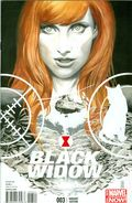 Black Widow (2014 6th Series) 3B