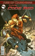 Grimm Fairy Tales Code Red (2013 Zenescope) 3A