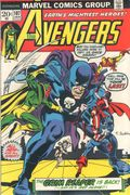 Avengers (1963 1st Series) Mark Jewelers 107MJ