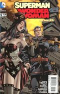 Superman Wonder Woman (2013) 5B