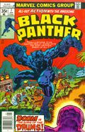 Black Panther (1977 Marvel 1st Series) Mark Jewelers 7MJ
