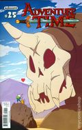 Adventure Time (2012 Kaboom) 25A