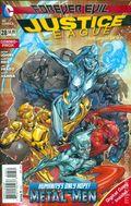 Justice League (2011) 28COMBO