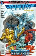 Justice League (2011) 28A