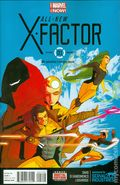 All New X-Factor (2014) 1F