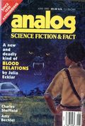 Analog Science Fiction/Science Fact (1960) Volume 112, Issue 7
