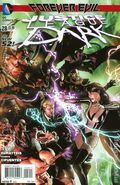 Justice League Dark (2011) 28A