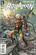 Aquaman (2011 5th Series) 28B