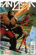 Fantastic Four (2014 5th Series) 1B