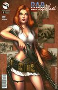 B.A.R. Maid (2013 Zenescope) 3A
